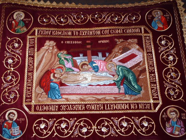 GREAT AND HOLY SATURDAY-COMMENTS ON THE MAIN THEMES
