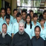 PASTORAL VISIT IN MEDAN. PART 4. SAINT SOPHIA SCHOOL