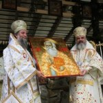 THE GLORIFICATION OF SAINT IRODION OF LAINICI (+1900)