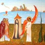 THE DILIGENCE AND LOVE OF MYRRHBEARING WOMEN