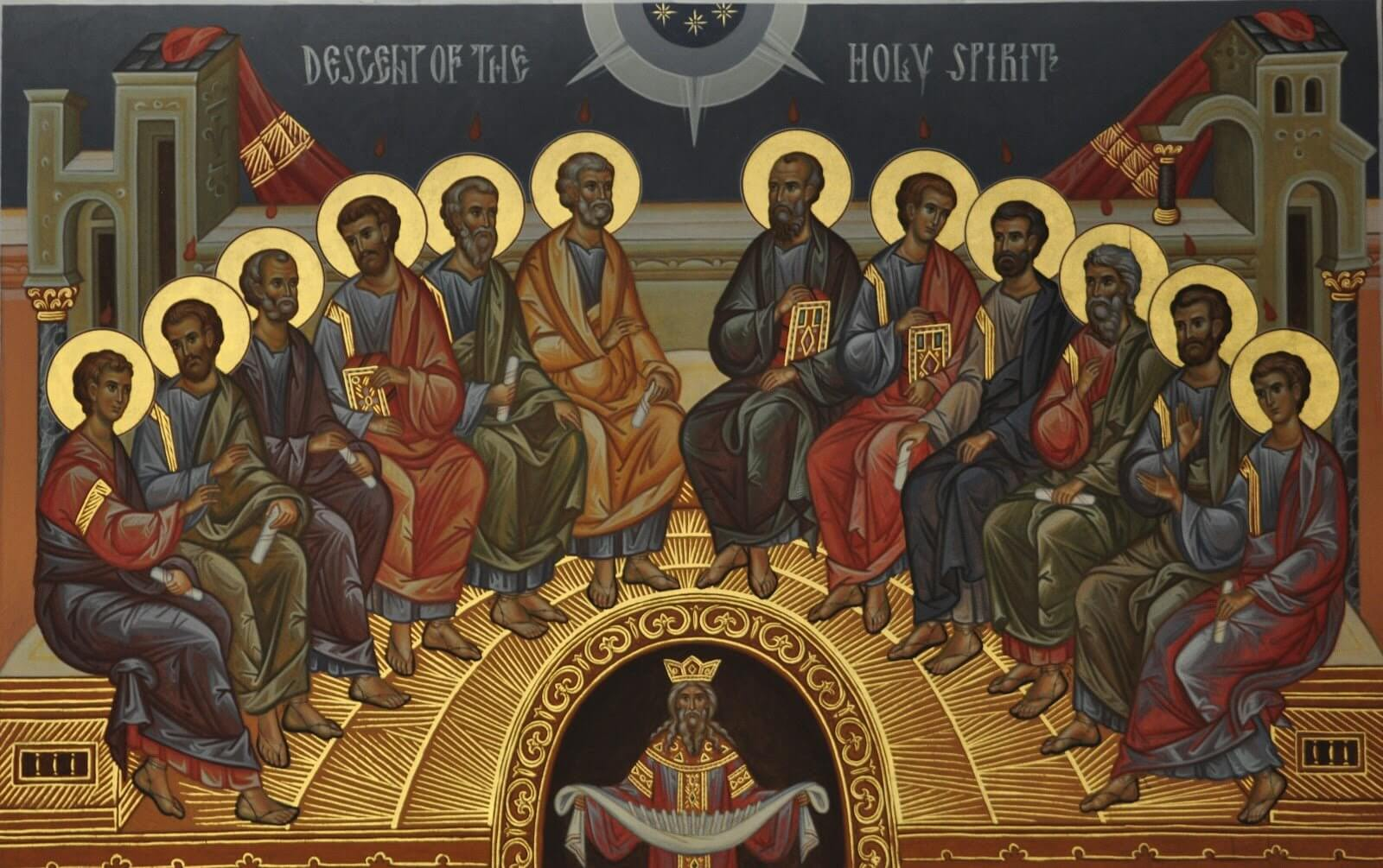St. Theodore the Studite: On Holy Pentecost