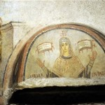 SIXTH CENTURY FRESCO OF SAINT PAUL DISCOVERED IN ROMAN CATACOMB