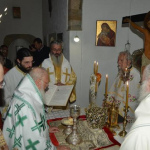 DIVINE LITURGY FOR ORDINATION ANNIVERSARY
