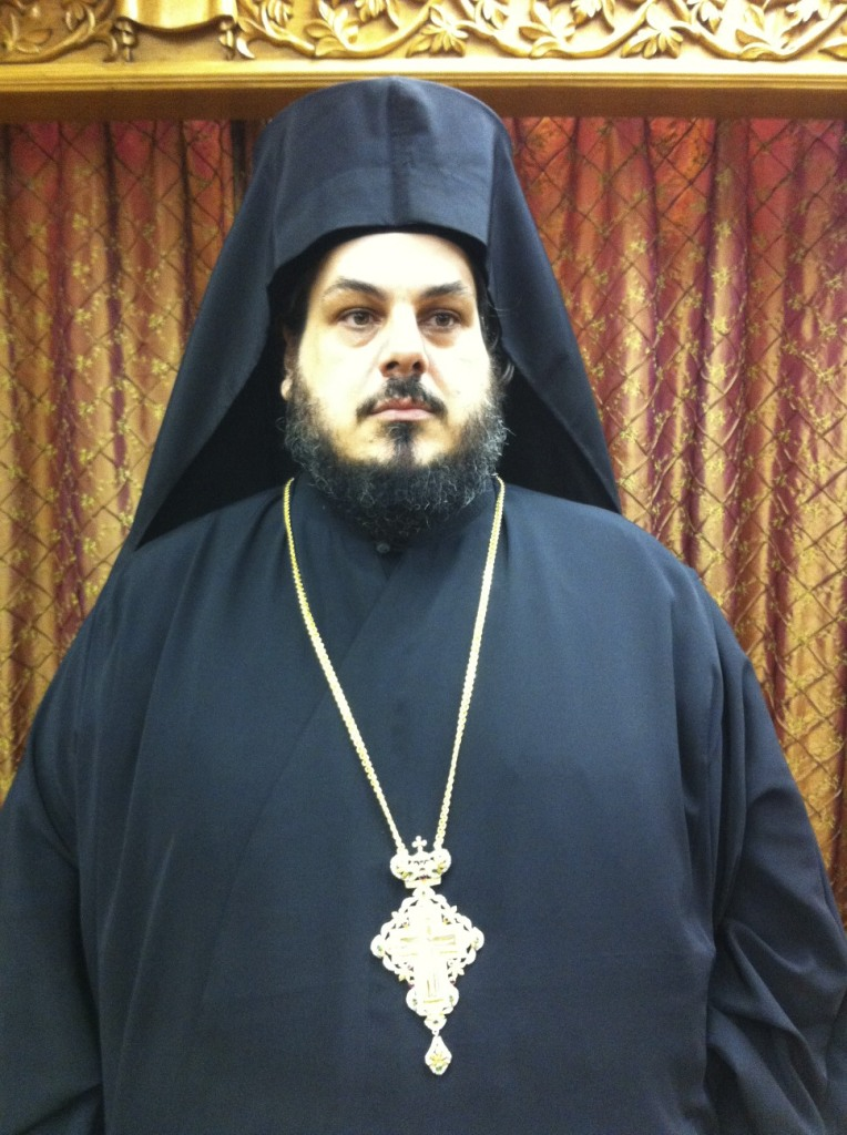 Archimandrite Konstantinos Tsilis - Elected Metropolitan of Singapore