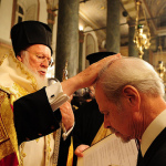 Distinguished Historian invested as Archon