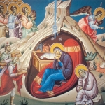 The symbolisms of the Orthodox Icon of Nativity
