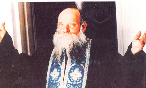 20th Century Elders. Elder Evmenios