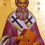 "Saint Gregory the Theologian's Oration ""On the Great Athanasius Bishop of Alexandria"""