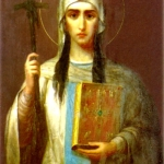Saint Nina the Equal to the Apostles and Enlightener of Georgia