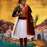 Saint George the New Martyr of Ioannina, Greece