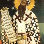 A profile of Saint Cyril of Alexandria