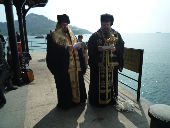 Theophany 2012 in Hong Kong