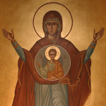 Saint Cyril of Alexandria about Mary the Mother of God, Theotokos