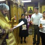 Celebration of the Sunday of Orthodoxy in Hong Kong
