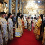 Sunday of Orthodoxy at the Ecumenical Patriarchate