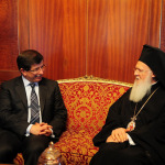 The meaning of Davutoğlu's visit with Patriarchs
