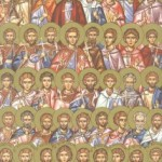 The Holy Forty-Two Martyrs from Ammoria (March 6)