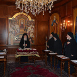 Metropolitan Nektarios on Holy and Sacred Synod of the Ecumenical Patriarchate