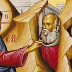 Synaxarion for the Saturday of Lazarus