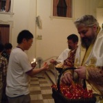 Holy Week and Pascha in Hong Kong