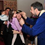 The Sacrament of Holy Unction: Holy Wednesday Evening