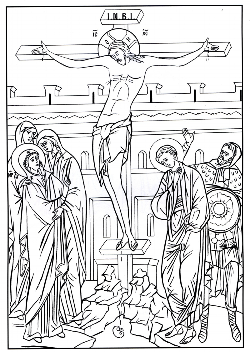 Free Coloring Pages Of Jesus Holy Sabbath Day Holy Coloring Pages