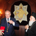 Moldova's Supreme Award to His All-Holiness