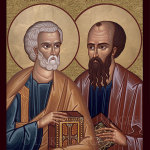 Saint Gregory Palamas' Homily for the Feast of Saints Peter and Paul