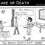 Cartoon: The Seven Deadly Sins