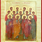 The Synaxis of the Holy Apostles. Feast Day-June 30