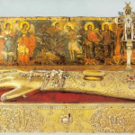 The Incorrupt Right Hand of Saint John the Baptist