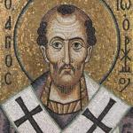 Saint John Chrysostom on Virtue