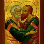 Saint Leo the Great on the Feast of Saints Peter and Paul