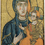 The History of the Small Paraclesis (Supplication) Canon to the Theotokos