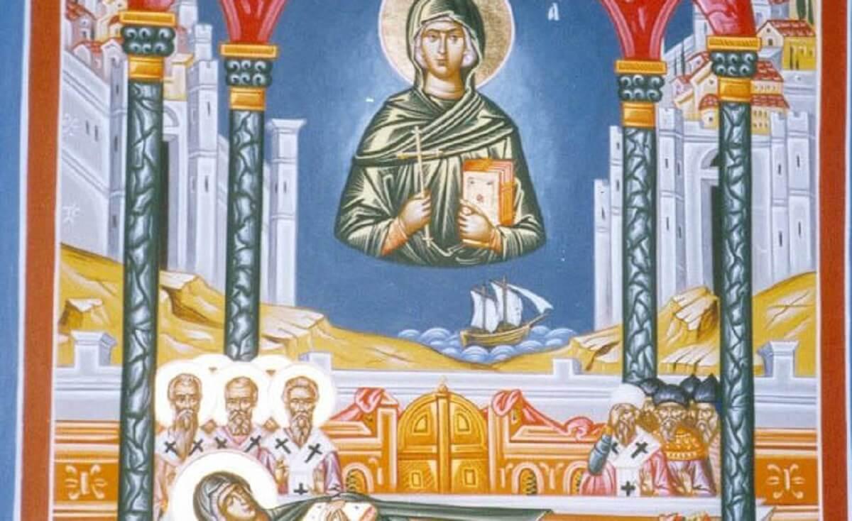 Saint Euphemia and the 4th Ecumenical Council