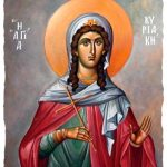 Saint Kyriaki the Great Martyr