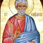 The Holy Apostle Thaddaeus