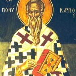 Martyria and Heresy in Saint Polycarp's Letter to the Philippians-A Theological Note