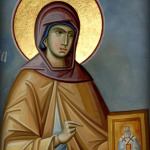 Saint Nonna, the Mother of Saint Gregory the Theologian