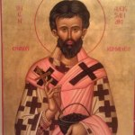 Hieromartyr Alexander, Bishop of Comana