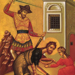 Commemoration of the Beheading of the Holy and Glorious Prophet, Forerunner and Baptist John