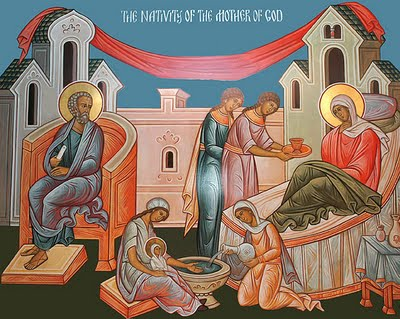 Hear a Story: The Nativity of the Theotokos