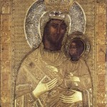 "The Story of the Miraculous Icon of the Virgin Mary known as ""Ktitorissa"" at Vatopedi Monastery"