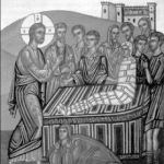 Raising the Son of the Widow of Nain. A comment by Blessed Theophylact, Archbishop of Achrida and Bulgaria
