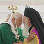 Greeting by His All-Holiness on the occasion of the 50th Anniversary of the Opening of the Second Vatican Council