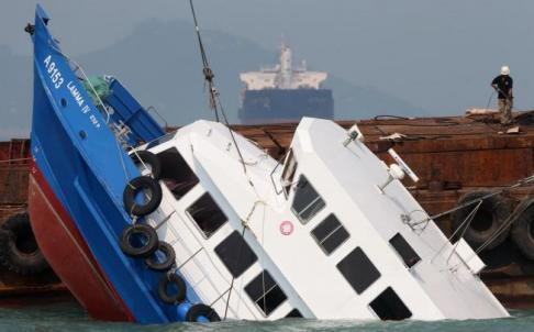 Let us Pray for the 38 deceased and all those affected by the deadly maritime accident