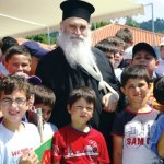Orthodox Priest Nominated for Nobel Peace Prize