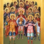 Synaxis of the Archangels Michael and Gabriel and the Other Bodiless Powers