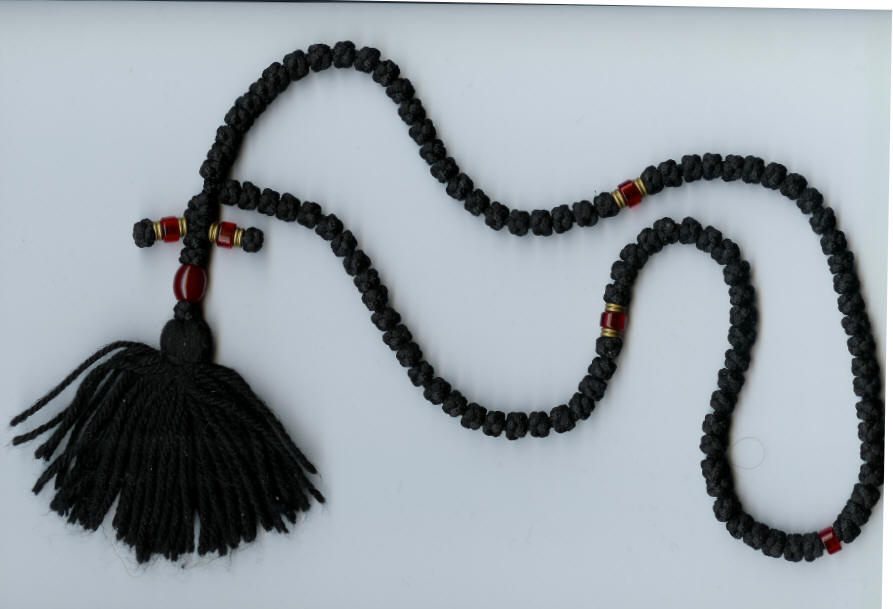 The History of the Prayer Rope