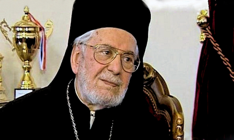 Patriarch Ignatius of Antioch passes away